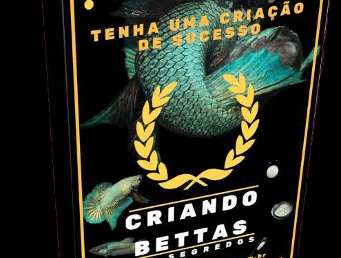 E-book Criando Bettas sem Segredos